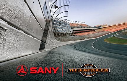Sany America sponsors J.D. Motorsports as NASCAR returns