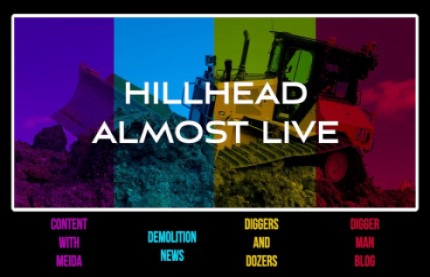 SANY Feature in Hillhead (almost) LIVE Show