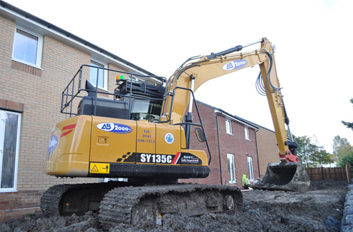 SANY Excavators are a Proven Purchase for AB2000
