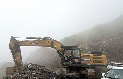 SANY SY500H excavator, a time-tested choice for operators