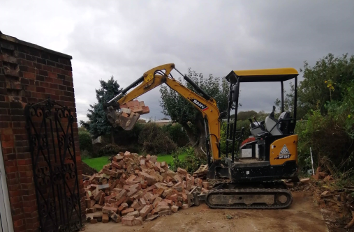 SANY Mini Excavators Exceed Harvey's Excavations Expectations