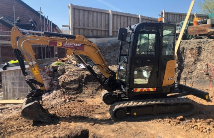 Buckhurst Plant Hire Invest £1 Million in Sany Excavator Fleet
