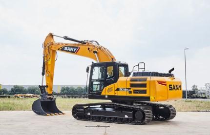 SANY Launch New Stage 5 SANY SY215C Excavator